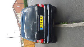 2002 MERCEDES ML270 CDI AUTO BLACK *****SPARES OR REPAIRS***** image 5