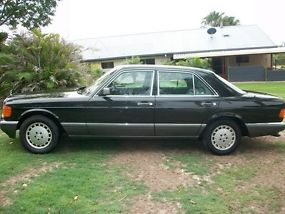 1991 Mercedes Benz 420SE W126, Exceptional Condition, Australian Delivered image 3