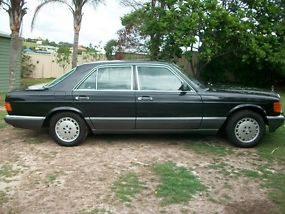1991 Mercedes Benz 420SE W126, Exceptional Condition, Australian Delivered image 4
