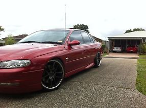 2002 WH2 HSV GRANGE SERIES 2. NOT GTS, HOLDEN, MONARO, FORD, CHEV image 5