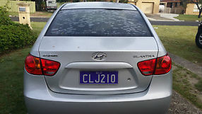 Hyundai Elantra SLX (2007) 4D Sedan Manual (2L - Multi Point F/INJ) 5 Seats image 1