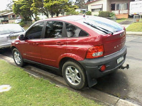 Ssangyong Actyon2007 (4x4) image 1