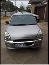 Sirion GTvi (2000) 5D Hatchback Automatic (1.3L - Multi Point F/INJ)...