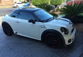 MINI Coupe John Cooper