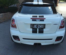 MINI Coupe John Cooper image 2