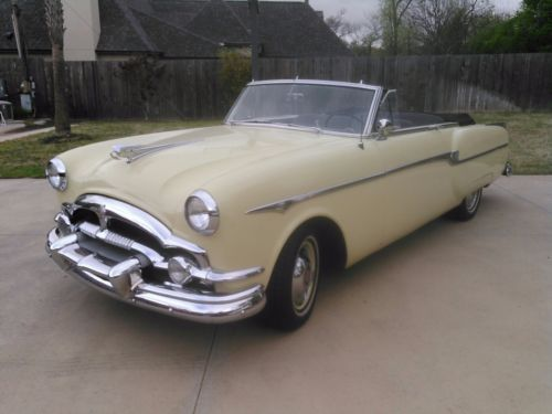 1953  Convertible Coupe