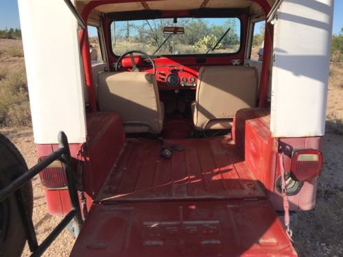 Jeep CJ5 image 3