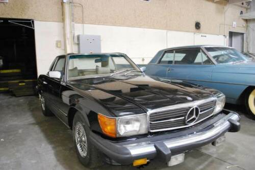 1976  400-Series 450 Sl Roadster