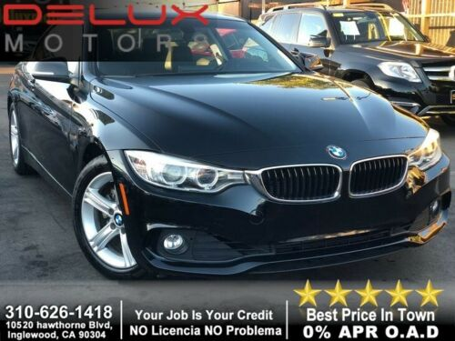 2015  4-Series 428i Coupe 2D
