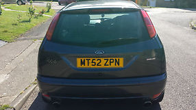 Ford focus st170 image 5