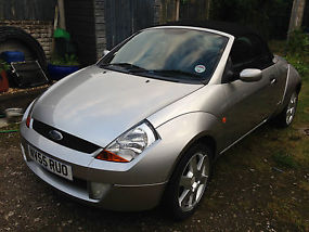 FORD STREEKA ICE (LOW MILEAGE GREAT CONDITION) image 2