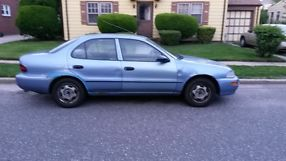 1995 Geo Prizm Base Sedan 4-Door 1.6L