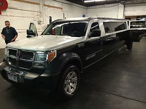2007 Dodge Nitro Limousine Limo VERY UNIQUE 140