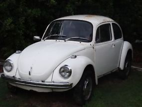 1975 VW Volkswagen Beetle L Bug, 1600 Twin Port Engine, IRS Gearbox Minimal Rust image 1
