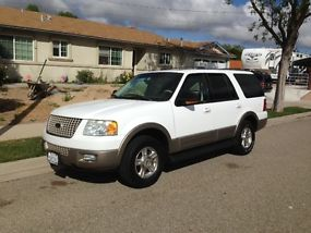 2003 Ford Expedition Eddie Bauer Sport Utility 4-Door 5.4L