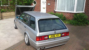 bmw E30 touring 316i rare non sunroof version