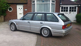 bmw E30 touring 316i rare non sunroof version image 2