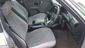 bmw E30 touring 316i rare non sunroof version image 6