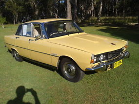 Rover 3500 (1972) 4D Sedan 3 SP Automatic (3.5L - Twin Carb) image 1
