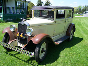 1928 CHEVROLET 4 DOOR [ RUNS GOOD ]