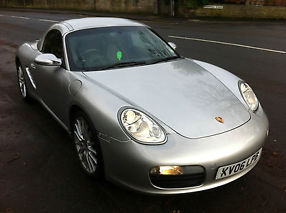 2006 06reg PORSCHE BOXSTER 987 ★ TIPTRONIC S ★ CONVERTIBLE WITH HARDTOP ★ CAYMAN image 1
