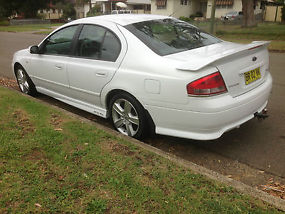 Ford Falcon 2003 XR6 BAAuto NO REGO image 2