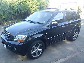 KIA SORENTO XT 2500cc AUTO 2007 57 PLATE...FULL MOT AND 6 MONTHS TAX image 2