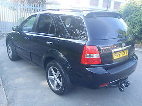KIA SORENTO XT 2500cc AUTO 2007 57 PLATE...FULL MOT AND 6 MONTHS TAX image 3