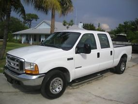 1999 F250 Turbo Diesel 7.3 Crew Cab ** Very Nice** Cold A/C, Never Seen Snow