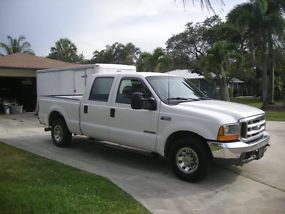 1999 F250 Turbo Diesel 7.3 Crew Cab ** Very Nice** Cold A/C, Never Seen Snow image 1