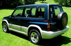1997 Sidekick Sport 4X4 SUV, Auto,PS,PDB,Cold AC,Power Pkg.PW,PDL,Only 118k,Exc. image 2