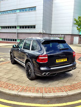 PORSCHE CAYENNE 3.6 Tiptronic S 2008 - Quad Exhausts and 21