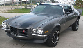 1970 70 1 2 Camaro Real Z28 Rs 350 Split Bumper Auto Great