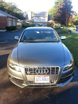 2012 Audi S4- Rebuilt Title, Priced to Sell!