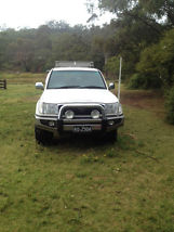 2002 Toyota Landcruiser GXL 4X4 - MUST SELL image 2