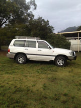 2002 Toyota Landcruiser GXL 4X4 - MUST SELL image 3