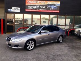 Subaru Liberty 2007, QLD REGO AND RWC, ONLY 57000KMS