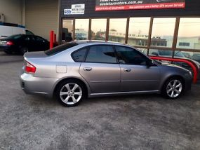 Subaru Liberty 2007, QLD REGO AND RWC, ONLY 57000KMS image 3