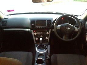 Subaru Liberty 2007, QLD REGO AND RWC, ONLY 57000KMS image 8