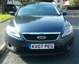 2007 FORD MONDEO EDGE 1.8 TDCI 125 5G GREY