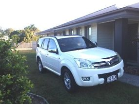 GREATWALL X240 2010 WHITE 4WD