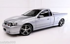 2003 Ford BA XR6 Turbo Ute Injected Dual-Fuel *Immaculate Condition* image 1