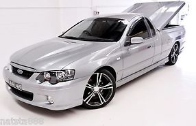2003 Ford BA XR6 Turbo Ute Injected Dual-Fuel *Immaculate Condition* image 8