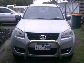 2011 great wall dual cab ute image 1