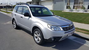 2009  Forester XS. Manual. Located sunshine coast Qld.