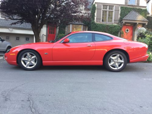 1999  XK8 Coupe