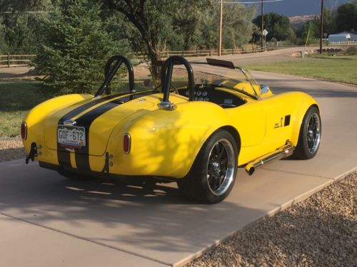 1965 Shelby Cobra Roadster image 7