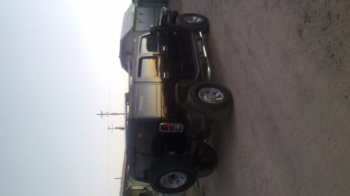 2004 hummer h2, 123k miles, runs and looks perfect image 1