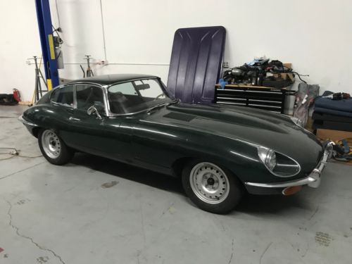 1970  E-Type Coupe