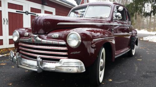 1946  Super Deluxe Coupe